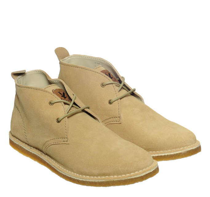 lyle and scott desert boots