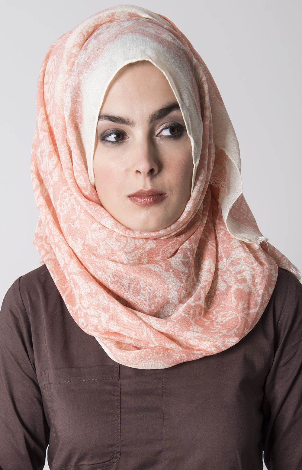 The best way to wear a hijab
